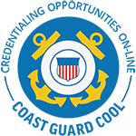 Credentialing Opportunities On-Line, Coast Guard Cool
